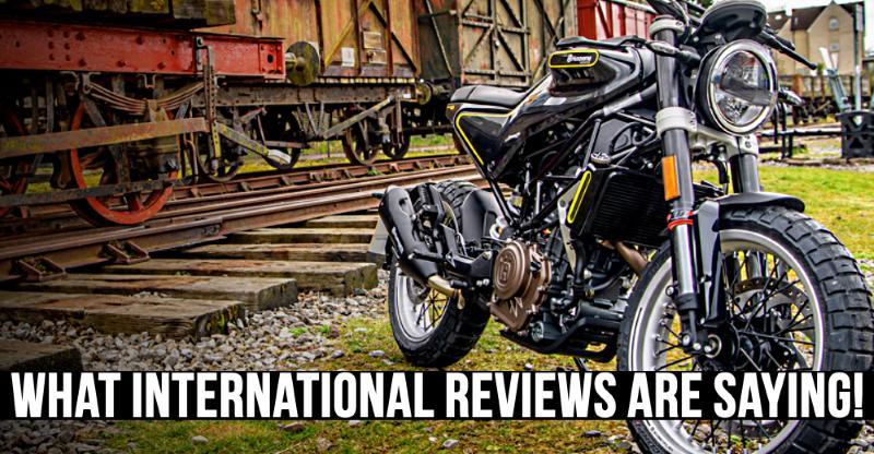 KTM Duke 390-based Husqvarna Vitpilen & Svartpilen: What the world thinks of these India-bound motorcycles