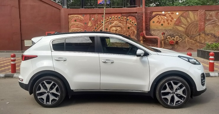 Kia Sportage Diesel SUV : Exclusive first drive review