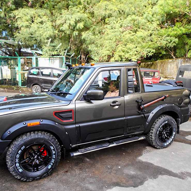 10 Custom Built Mahindra Suvs You Can Buy Straight From