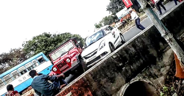 Mahindra Thar driver gives drug peddlers a BIG chase: Video