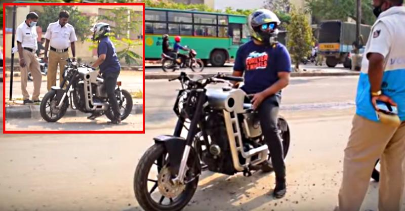 [Video] Living with a MODIFIED Royal Enfield motorcycle is never easy: Here's proof