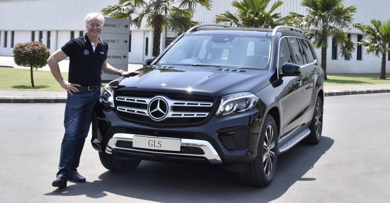 Mercedes Benz GLS Grand Edition luxury SUV launched in India