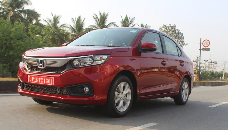 New Amaze Is Hondau0027s Fastest Selling Car Ever In India