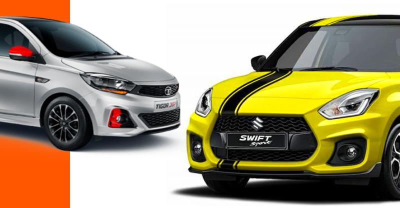 8 affordable upcoming cars with more POWER: Maruti Swift Sport to Tata Tiago JTP