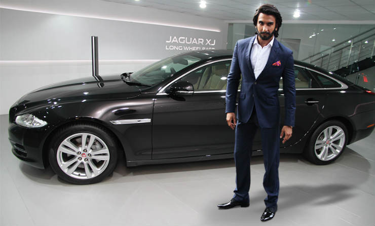 Ranveer Singh To Cyrus Mistry India S Famous Jaguar Car Owners