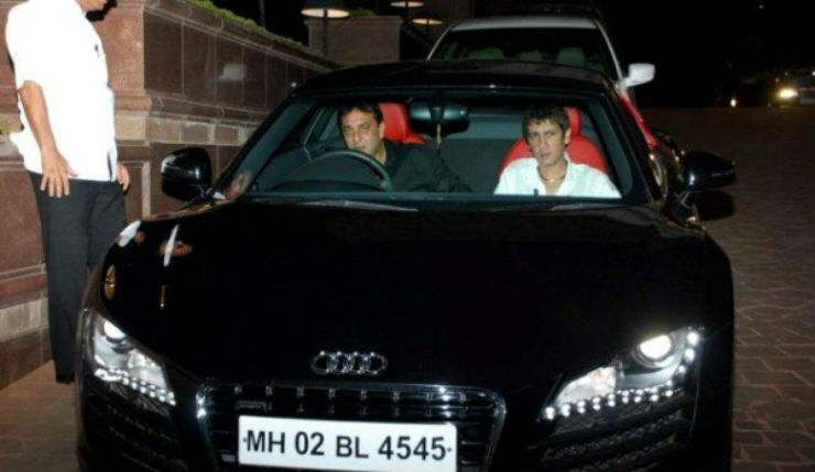 Most Affordable Sports Cars >> Sanjay Dutt & his EXOTIC cars & motorcycles: From Harley ...