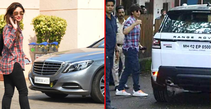 New cars & SUVs of Bollywood stars; From Ranveer Singh to Shahrukh Khan