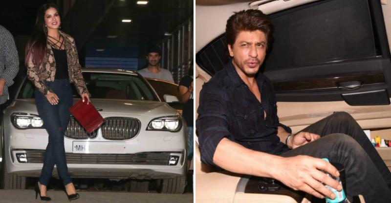 Rich & famous BMW 7-Series luxury car owners in India: From Shahrukh Khan to Alia Bhatt