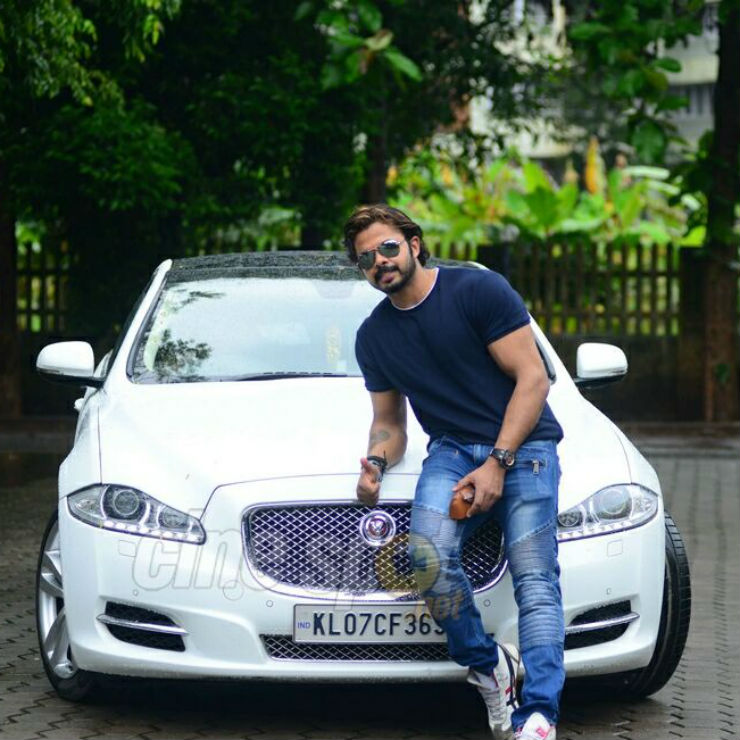 Many Of Us Remember Sreesanth As The Fast And Furious Bowler Of The Indian  Cricket Team. The Cricketer Turned Politician Bought A Jaguar XJ L For His  Daily ...