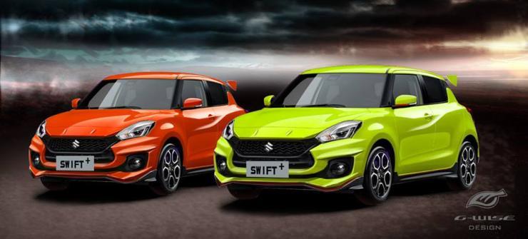 This modified new Maruti Suzuki Swift render is the WILDEST we've seen yet