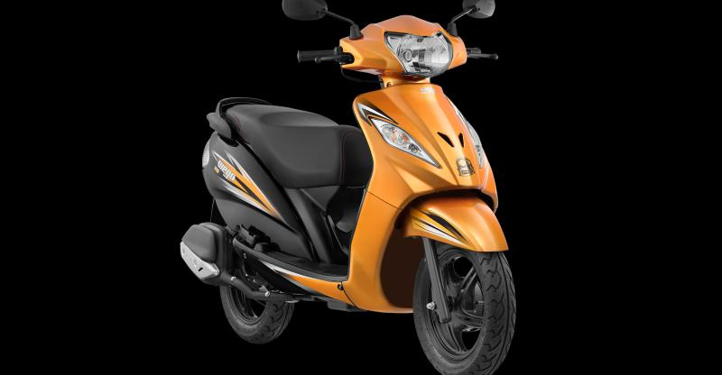 TVS Wego gets a price drop to compete better with the Honda Activa automatic scooter