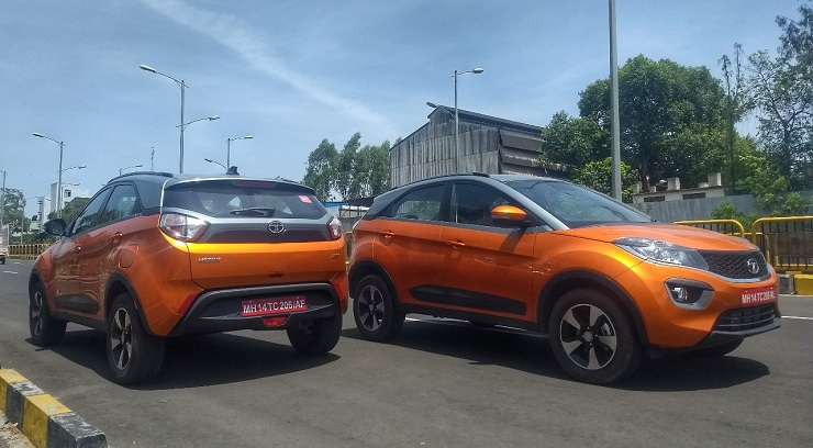 Tata Nexon AMT bookings open: We reveal 5 key changes on the compact SUV