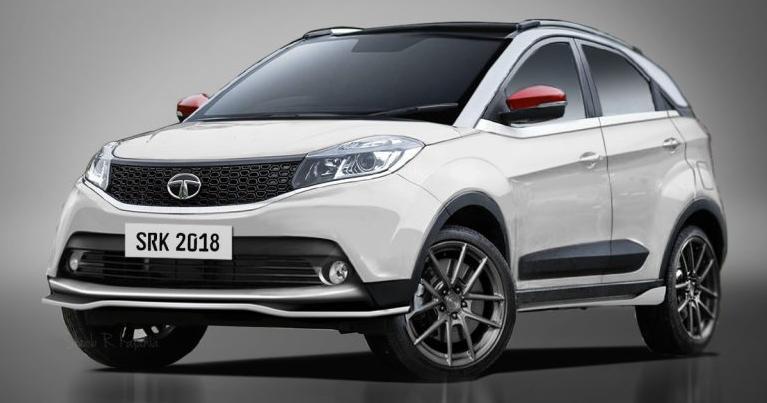 New Tata Nexon TVCs show the compact SUV performing interesting stunts [Video]
