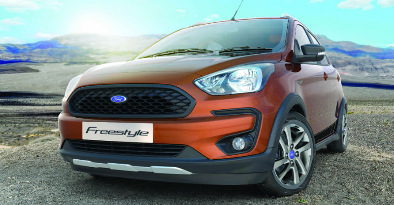 Ford Freestyle launching tomorrow: What to expect!