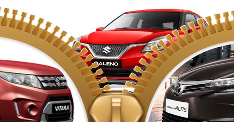 Maruti Baleno & Vitara Brezza won't be tweaked by Toyota: RC Bhargava; What he actually means!
