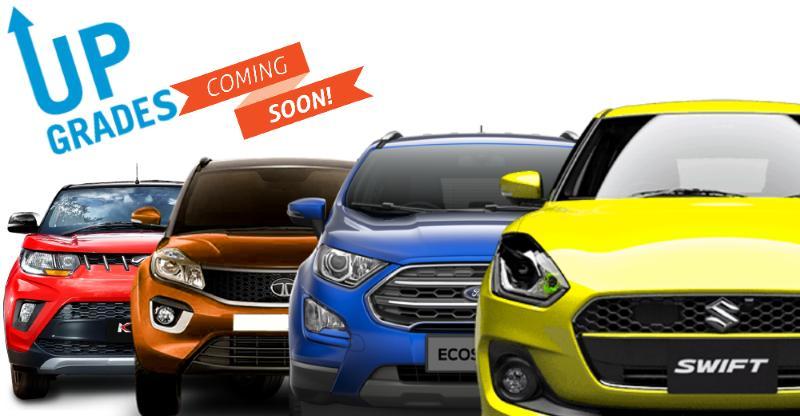 12 cars & SUVs that will soon get major UPGRADES: Maruti Suzuki Swift to Jeep Compass