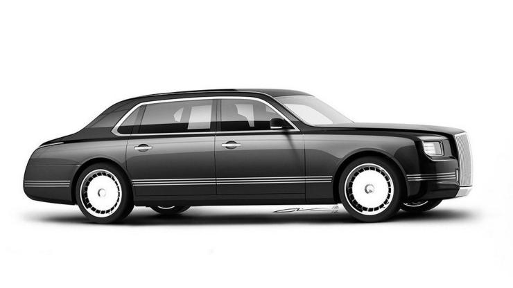 This is Vladimir Putin's new car and it's a BEAST