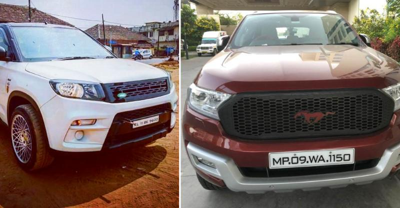 5 Latest 'WANNABE' cars – Maruti Brezza Evoque to Endeavour Mustang