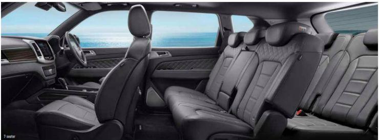 Mahindra Xuv700 Luxury Suv Launch Date Revealed