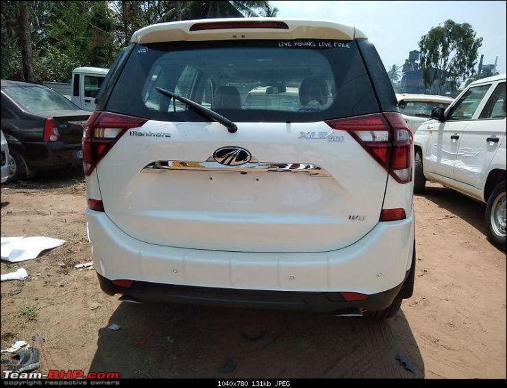 Mahindra Xuv500 Facelift Launch Date Revealed