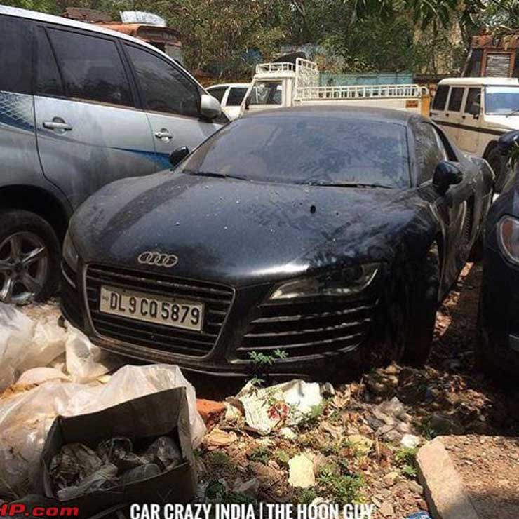 Abandoned: 10 Cars That Cost Over Half A Crore Each