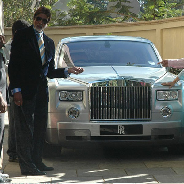 Bollywood's Most EXPENSIVE Cars: Aamir Khan's Bentley To
