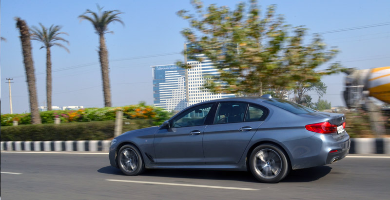 bmw 530d m sport review
