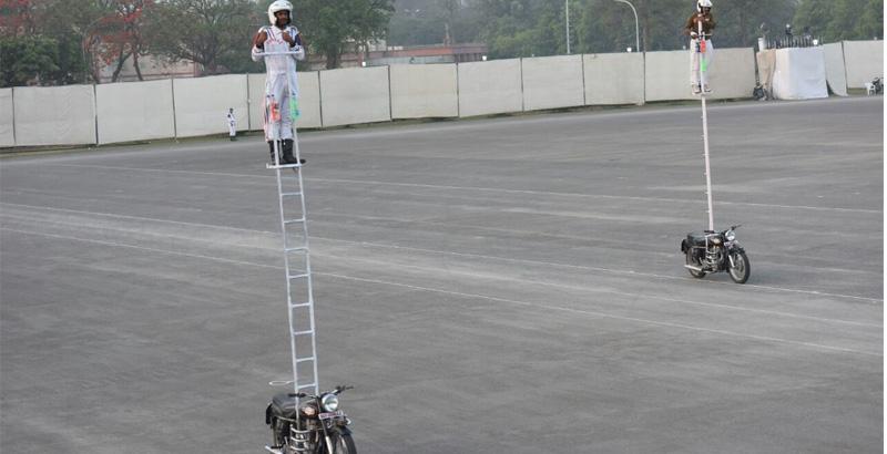 bsf stunt motorcycle