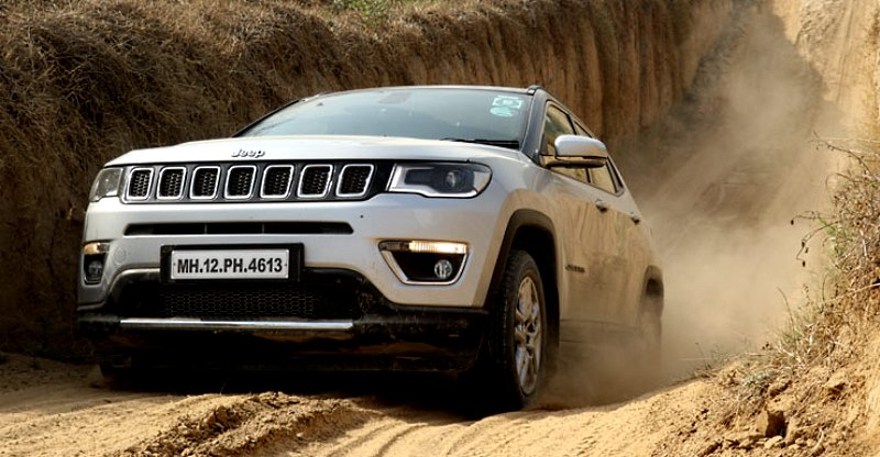 Jeep Compass 4×4: How good is it for off-road driving? [VIDEO]