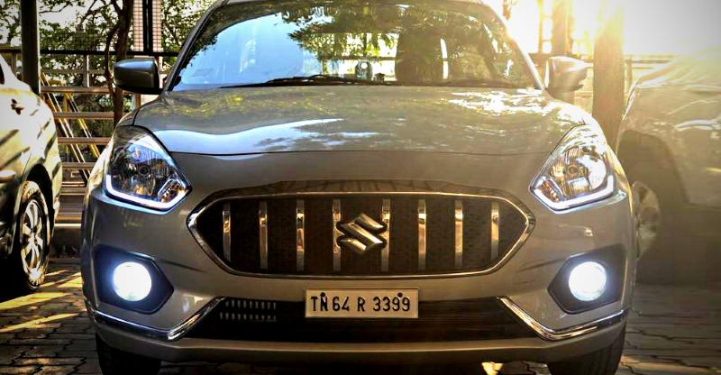 Maruti Suzuki Dzire trying to be an S-Cross is the CRAZIEST thing you'll see all day