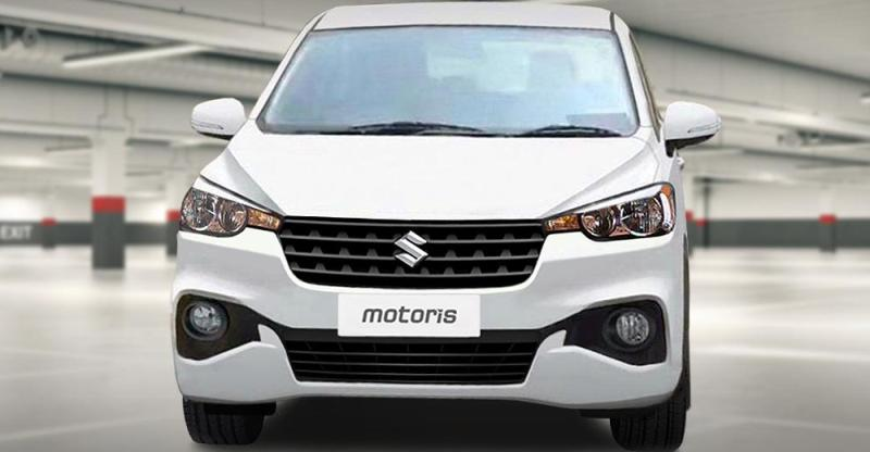 2018 New Maruti Ertiga MPV: Cleanest render + brand new details