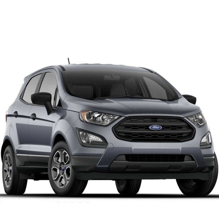 ford ecosport s titanium compact suv launch timeframe revealed. Black Bedroom Furniture Sets. Home Design Ideas
