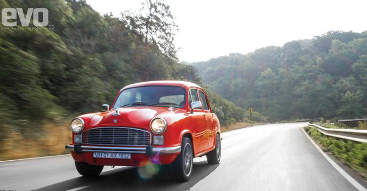 10 Gorgeous Hindustan Ambassador Amp Contessa Cars From India