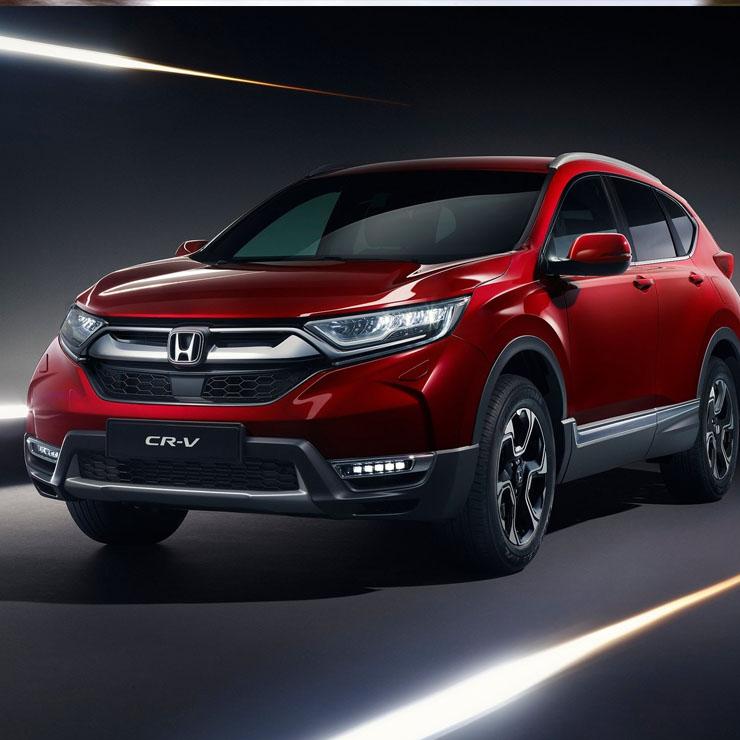 More spacious cars coming soon from hyundai santro to for Honda crv india