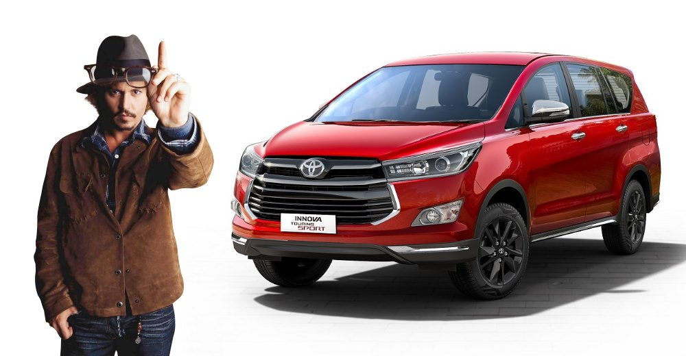 Used Toyota Innova Crysta MPVs under 3 years, and with under 60,000 Kms in Delhi NCR from CarToq Used Price