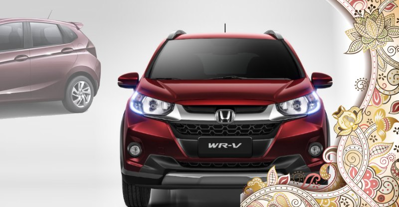 Honda Jazz Facelift NOT for India because of WR-V: Here's why