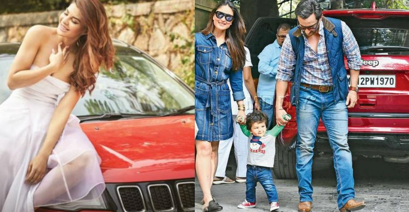 Rich and famous Jeep owners in India: Saif Ali Khan to jacqueline Fernandes!