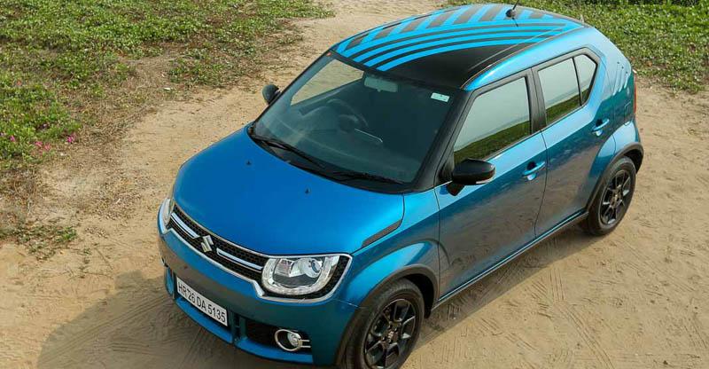 Maruti Ignis Diesel hatchback discontinued?