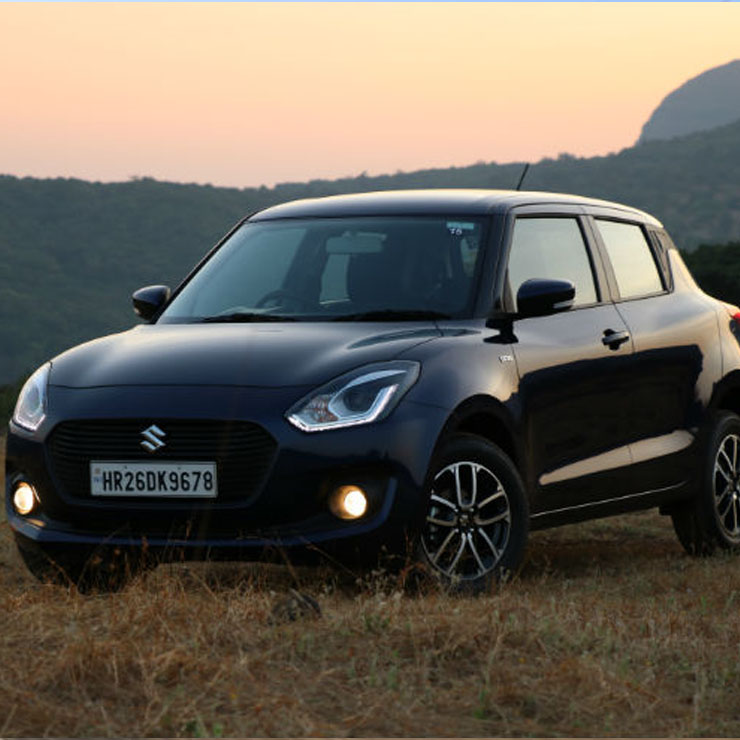 Maruti Swift Now To Have Amt Automatic Transmission In Top: Sandra Wirth