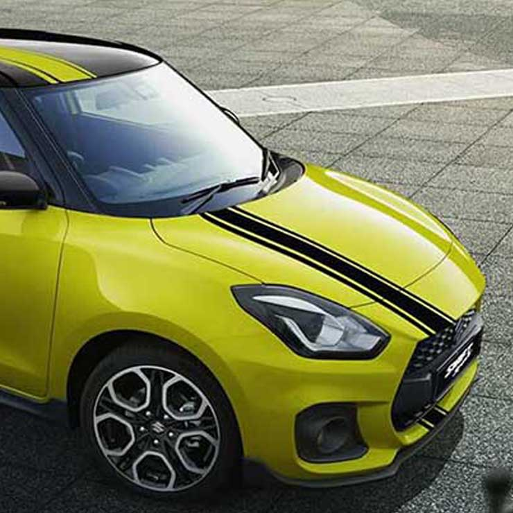 Suzuki Swift Sport: 8 Affordable Upcoming Cars With More POWER: Maruti Swift