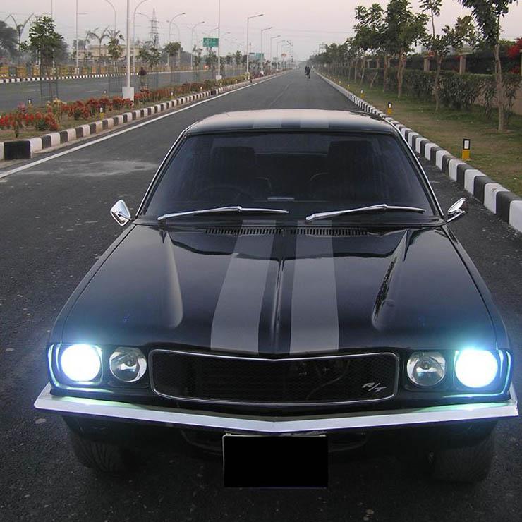 10 beautiful Hindustan Ambassadors & Contessa cars from around India