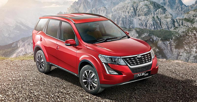 new 2018 mahindra xuv500-features