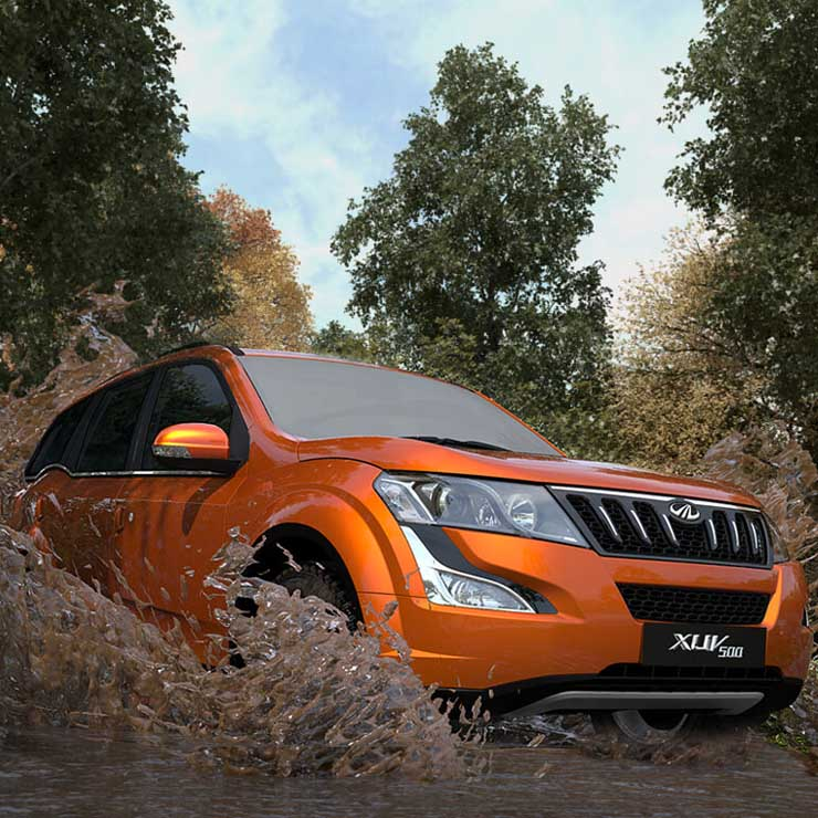 new mahindra xuv500 vs old model