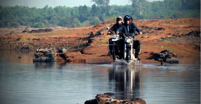 Exploring India on Royal Enfield motorcycles can be LEGENDARY stuff [Video]