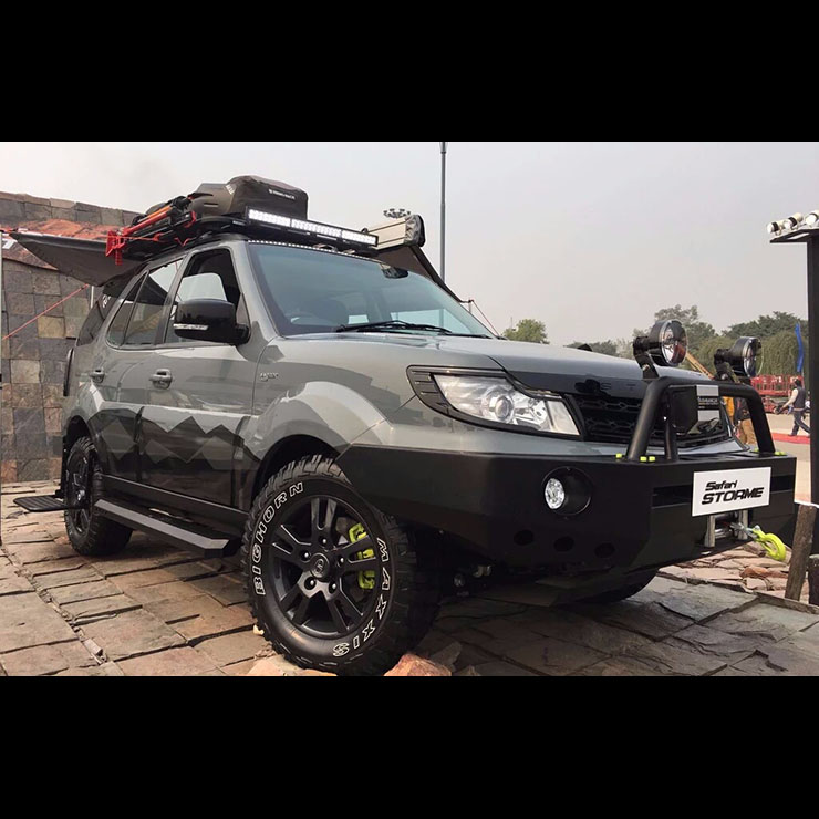 Suvs With Mega Modification Potential From Toyota: 10 SUVs That Can Easily Be Modified For MEGA Street