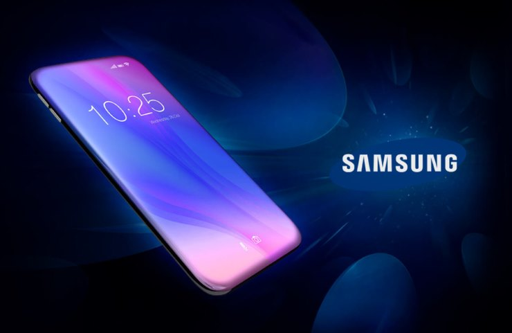 samsung galaxy s10 phone render