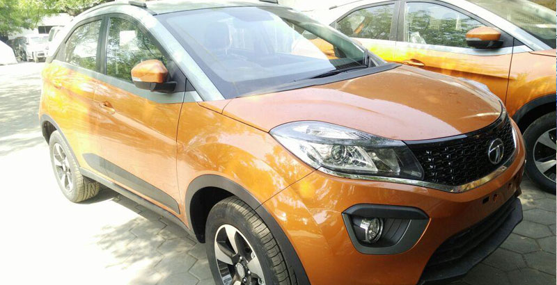 Tata Nexon AMT inches closer to launch, starts reaching dealerships