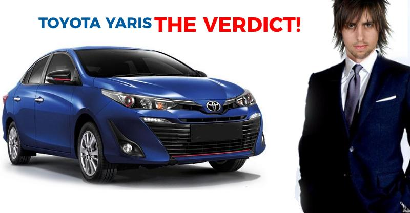Toyota Yaris: What the first reviews are saying about the Honda City challenger