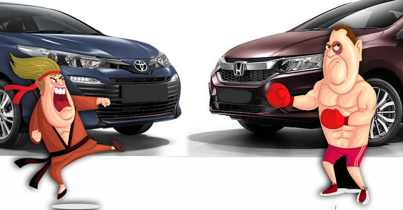 Toyota Yaris or Honda City: Here is how to decide!