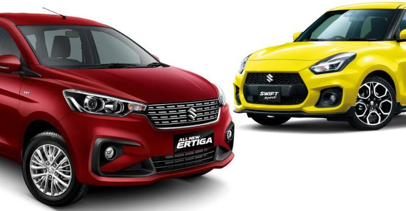 10 new Maruti Suzuki cars coming to India: New Ertiga to Swift Sport